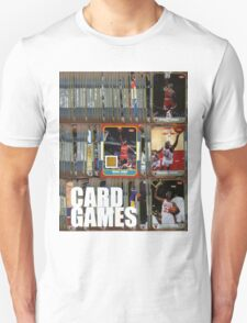 Card Games Unisex T-Shirt