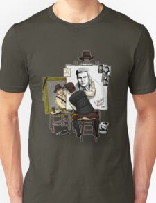 A Hero SelfPortrait T-Shirt