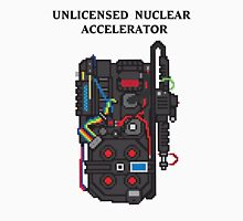 Unlicensed Nuclear Accelerator Unisex T-Shirt