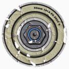 Sticky Skateboard Wheel Scuffed by Ra12