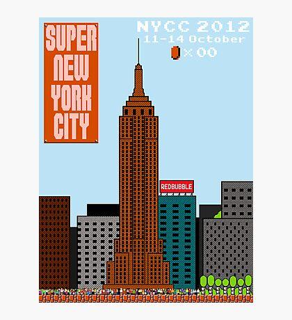 Super New York Comic Con 2012 Photographic Print