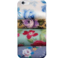 Fabric Flowers [iPhone - iPod Case/Skin] iPhone Case/Skin