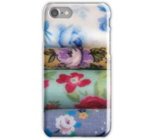 Fabric Flowers [iPhone - iPod Case/Skin] iPhone Case/Skin