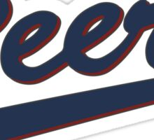 the milwaukee beers Sticker