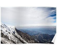 Mount Blanc Poster