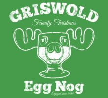 Griswold Christmas Egg Nog Kids Clothes