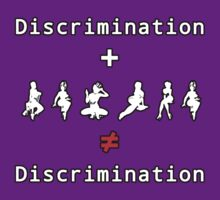 Feminist Logic #1: Discrimination by thecriticalg