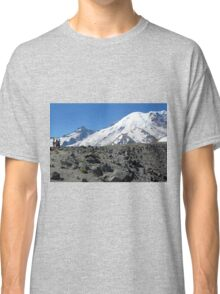Mt. Rainier from First Burroughs Mountain 2014 Classic T-Shirt