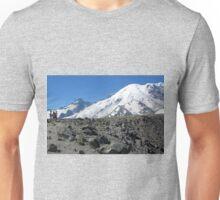 Mt. Rainier from First Burroughs Mountain 2014 Unisex T-Shirt