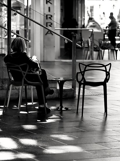 The Chair . . . by Ell-on-Wheels