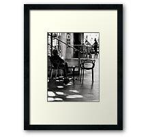 The Chair . . . Framed Print