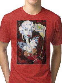 Nouveau Riche Tri-blend T-Shirt