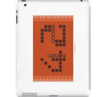 Limited edition galactic hitchhiker's towel iPad Case/Skin