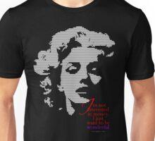 Wonderful Marilyn Unisex T-Shirt