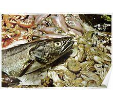 Fish Market  Poster
