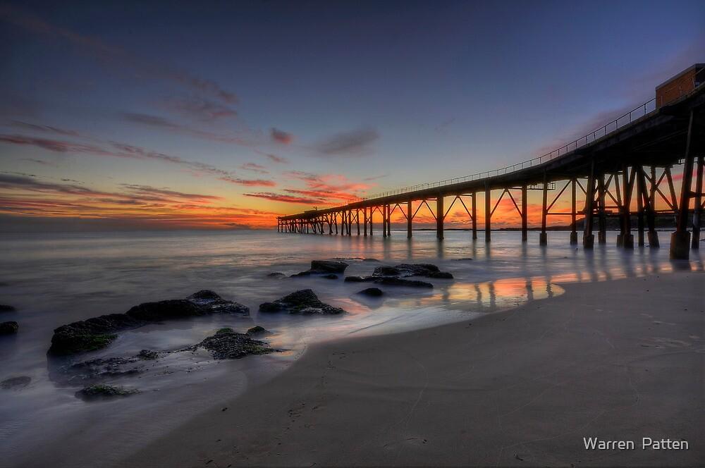 Sunrise..(26-8-12) by Warren  Patten