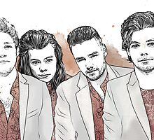 1D by flamingos