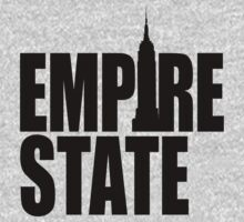 EMPIRE STATE - New York City T-Shirt