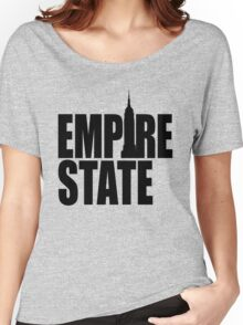 EMPIRE STATE - New York City Women's Relaxed Fit T-Shirt