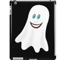 A Spooky Ghost T-shirt, etc. design iPad Case/Skin