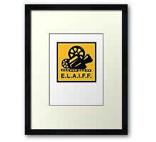 Nathan For You ELAIFF Framed Print
