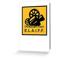 Nathan For You ELAIFF Greeting Card