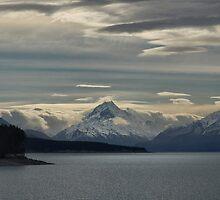 Glitter Lake by Peter Kurdulija