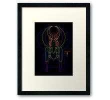USS Enterprise Framed Print