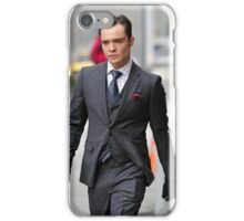 Ed westwick  iPhone Case/Skin
