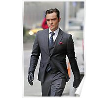 Ed westwick  Poster