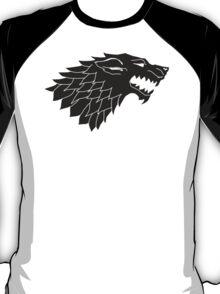 Grungy Wolf T-Shirt