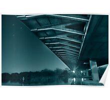Redcliffe Bridge Poster