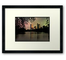 Milwaukee © Framed Print