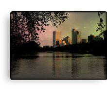 Milwaukee © Canvas Print