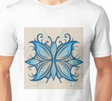 Butterfly Abstract Unisex T-Shirt