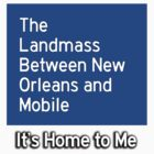 The Landmass Between New Orleans and Mobile by Newsocracy .TV