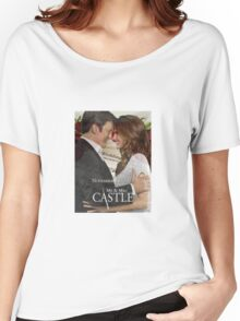 Caskett Wedding Women's Relaxed Fit T-Shirt