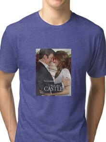 Caskett Wedding Tri-blend T-Shirt
