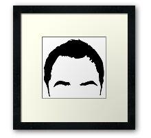 Sheldon Framed Print