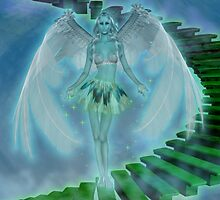 Angel of Heaven by LoneAngel