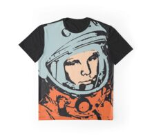YURI GAGARIN Graphic T-Shirt