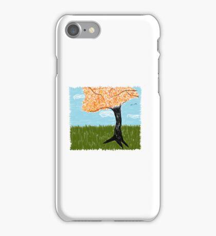 Fall in Miniture iPhone Case/Skin