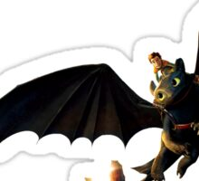 How to train your dragon Sticker