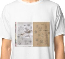 insects in my sketchbook Classic T-Shirt