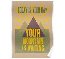 Your Mountain is Waiting Poster