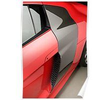 Audi R8 V10 Spyder Poster