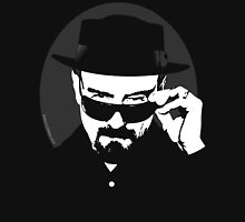 Heisenberg in his hat Unisex T-Shirt