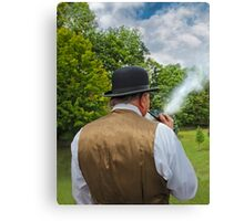 Another Small Piece of the Bandit's Soul Canvas Print
