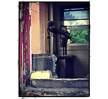 Abandoned and Broken Photographic Print