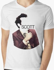Andrew Scott Mens V-Neck T-Shirt